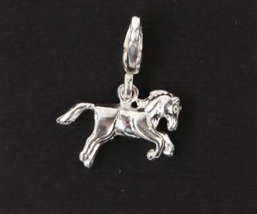 Anhänger Pferd (Silber)