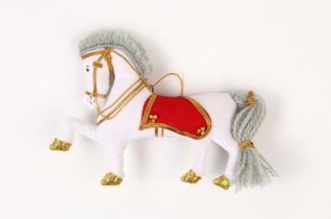 Stoffanhänger Pferd