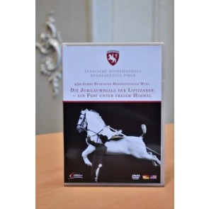 DVD 450 Years of the Spanish Riding School in Vienna