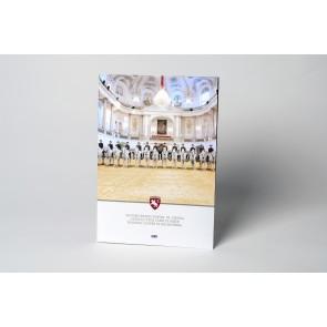 Program booklet of the Spanish Riding School