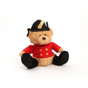 Plush Teddy Rider
