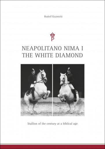 "Book ""Neapolitano Nima I - The White Diamond"""