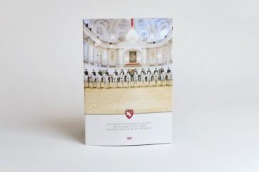 Broschüre der Spanischen Hofreitschule