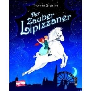 """Buch """"Der Zauberlipizzaner"""" von Thomas Brezina"""
