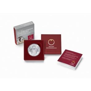 450 Jahre SRS Münze