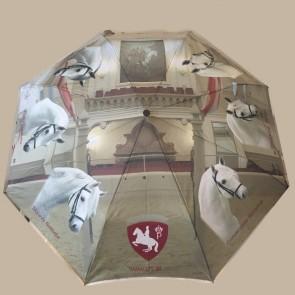 Regenschirm Hengste