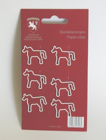 Paperclips Lipizzaner