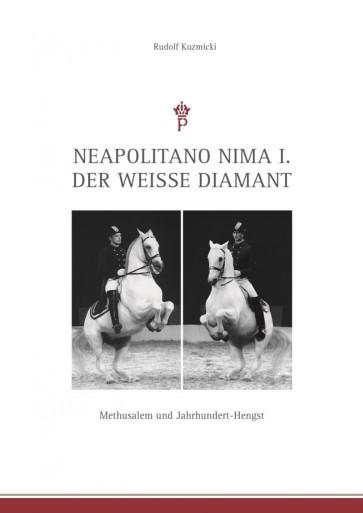 """Buch """"Neapolitano Nima I. - Der weiße Diamant"""""""